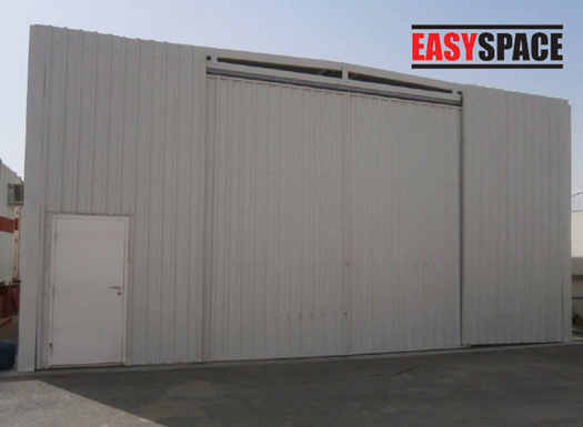 EasySpace Warehouse Modular Building