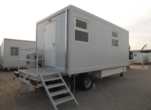 Trailer Mounted Units