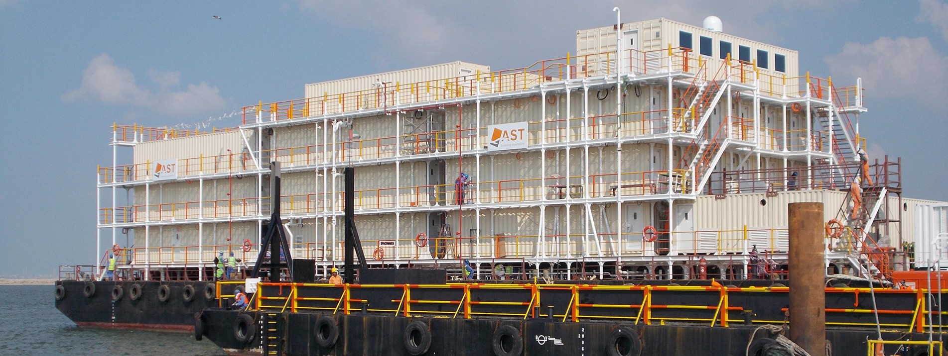 Marine Modular Construction
