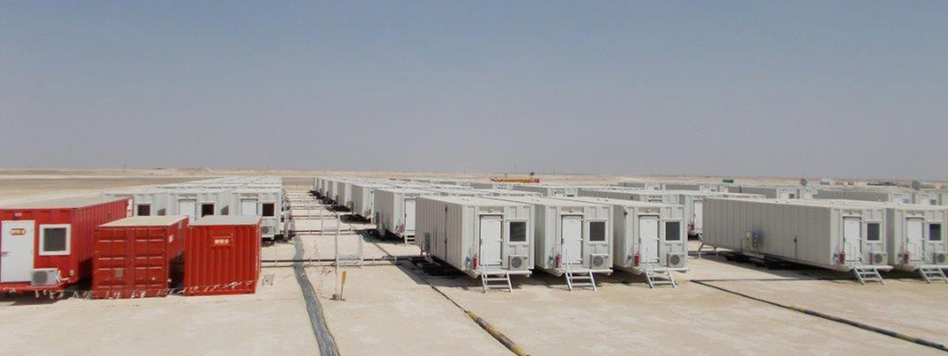 Turnkey Oilfield Camps